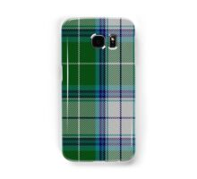 00467 The Blue Spruce Fashion Tartan  Samsung Galaxy Case/Skin