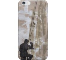 An Early Afternoon In Open Space iPhone Case/Skin