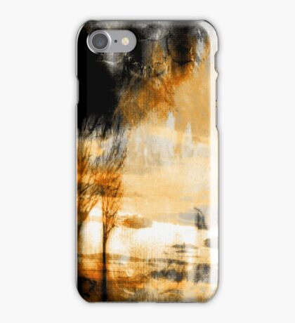 Angel of the Valley iPhone Case/Skin