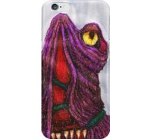 CREEPY MONSTER TWO iPhone Case/Skin