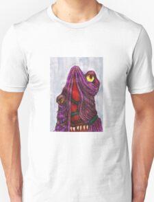 CREEPY MONSTER TWO Unisex T-Shirt