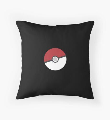 Pokeball Pillow Throw Pillow