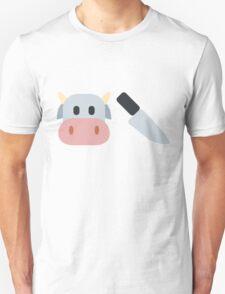 Cow Chop Unisex T-Shirt