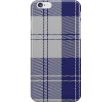 00481 Erskine Blue Dance Tartan  iPhone Case/Skin
