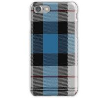00482 Ferguson Dress Blue Dance Tartan  iPhone Case/Skin