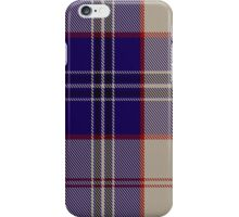 00485 Harris Royal Blue Tartan iPhone Case/Skin
