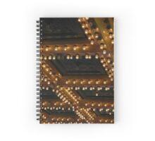 Light the Lights Spiral Notebook
