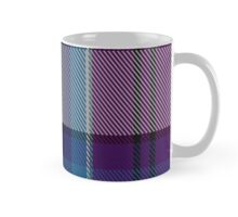 00486 Hebridean Arisaid Blue Dance Tartan  Mug