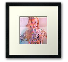 Fancy. Framed Print