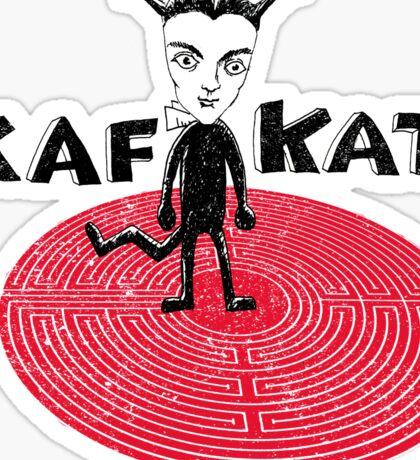 Kafka Cat Metamorphosis Sticker