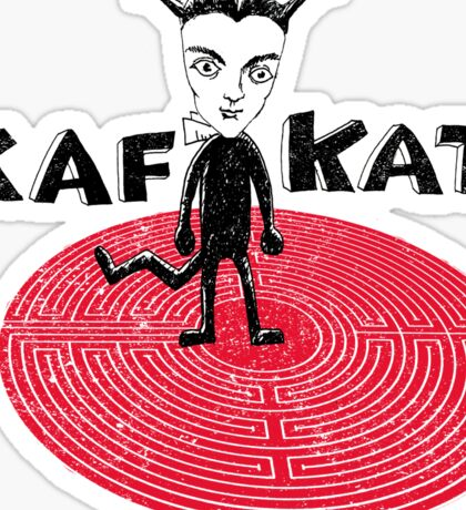 Kafka Cat Metamorphosis Sticker