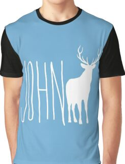 Life is strange John Deer Graphic T-Shirt