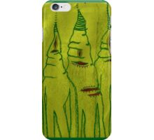 CREEPY MONSTER FOUR iPhone Case/Skin