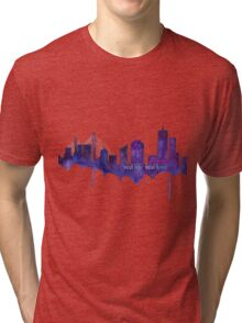 Real Life, Real Love...in Boston Tri-blend T-Shirt