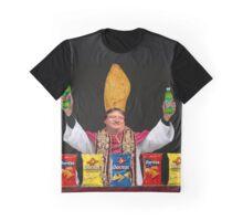 Pope Gaben Graphic T-Shirt