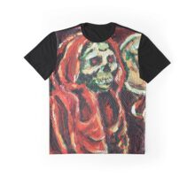 Masque of the Red Death Graphic T-Shirt