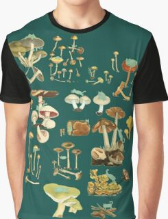 Feline Fungus! Graphic T-Shirt