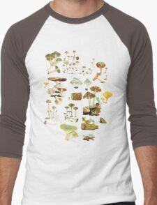 Feline Fungus! Men's Baseball ¾ T-Shirt