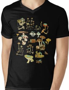 Feline Fungus! Mens V-Neck T-Shirt