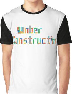 Under construction Graphic T-Shirt