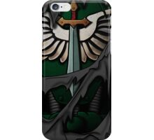 Dark Angels Armor iPhone Case/Skin