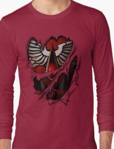 Blood Angels Armor Long Sleeve T-Shirt