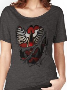 Blood Angels Armor Women's Relaxed Fit T-Shirt