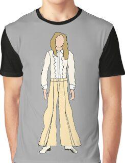 Retro Vintage Fashion 7 Graphic T-Shirt