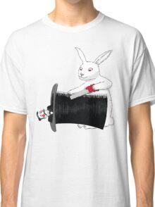 Rabbit vs. Magician Classic T-Shirt
