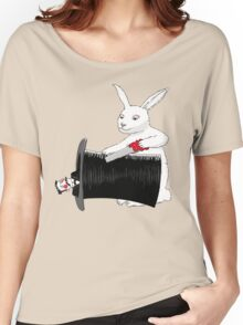 Rabbit vs. Magician Women's Relaxed Fit T-Shirt