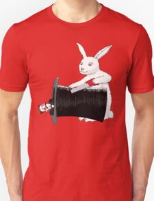 Rabbit vs. Magician T-Shirt