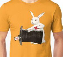 Rabbit vs. Magician Unisex T-Shirt