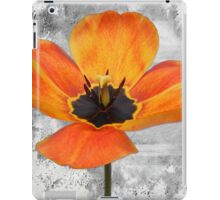 Orange Flower. iPad Case/Skin