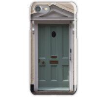 Historic door iPhone Case/Skin