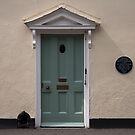 Historic door by Jennifer Bradford