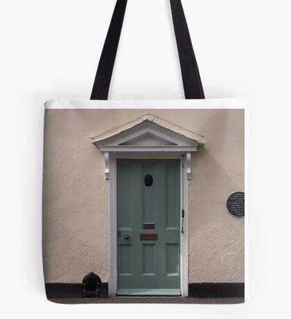 Historic door Tote Bag
