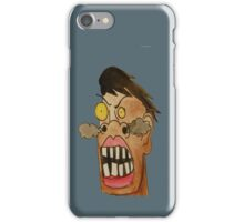furious iPhone Case/Skin