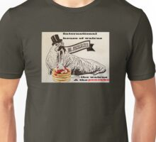 The walrus & the pancake Unisex T-Shirt
