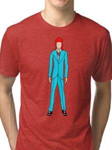 Retro Vintage Fashion 9 Tri-blend T-Shirt