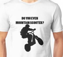 Mountain Scooter Unisex T-Shirt