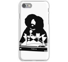 Reggie Watts T-Shirt from Comedy Bang Bang! iPhone Case/Skin