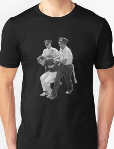 BERNIE ARRESTED!  Feel the Bern 2016 Unisex T-Shirt