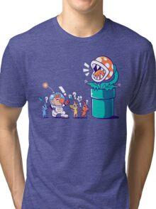 Wrong Planet Tri-blend T-Shirt