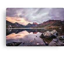 The Coronation Of The Cradle Canvas Print