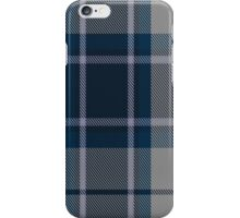 00492 Longniddry Blue Dance or Eildon or Harmony Eildon Tartan  iPhone Case/Skin