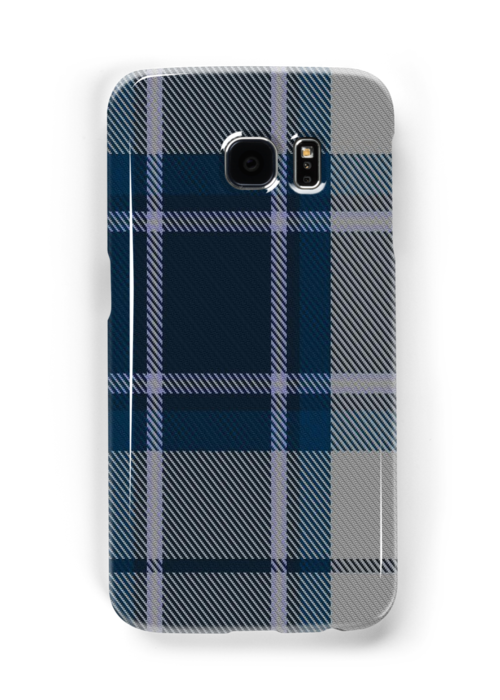 00492 Longniddry Blue Dance or Eildon or Harmony Eildon Tartan  by Detnecs2013