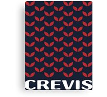 Crevis Logo - 4 (GTA V) Canvas Print