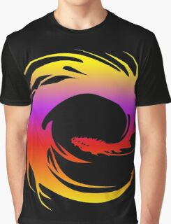 Colorful dragon - Eragon Graphic T-Shirt