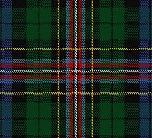 00503 Allison (MacBean & Bishop) Tartan  by Detnecs2013