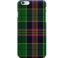 00504 Allison (MacGregor - Hastie) Tartan  iPhone Case/Skin
